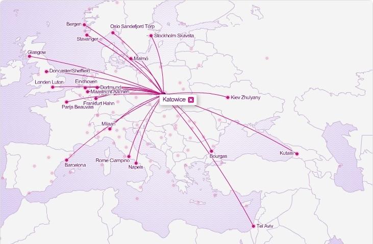Katowice Wizz Air