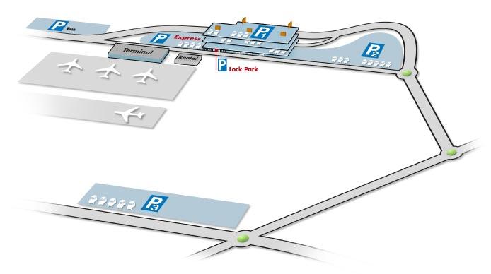 Parkeren op Charleroi Airport