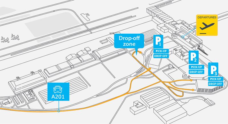brussels airport maakt wegbrengen en ophalen makkelijk. Black Bedroom Furniture Sets. Home Design Ideas