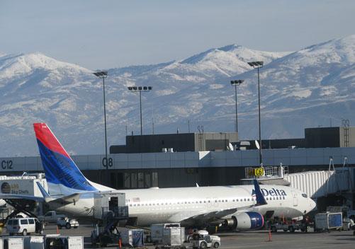 Home » Salt Lake International Airport